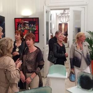 Exposition de Catherine Mourier-Godin à L'Isle Adam