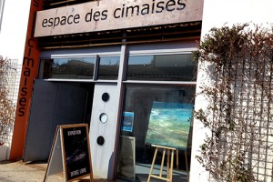 Exposition de Catherine Mourier-Godin à la galerie Cimaise à Oléron
